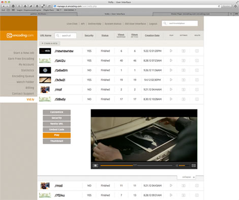 Vid ly - Universal Video URL